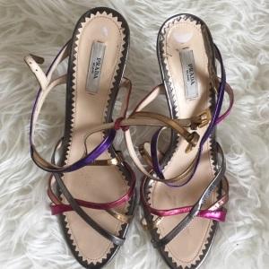 Prada Strappy Sandals2